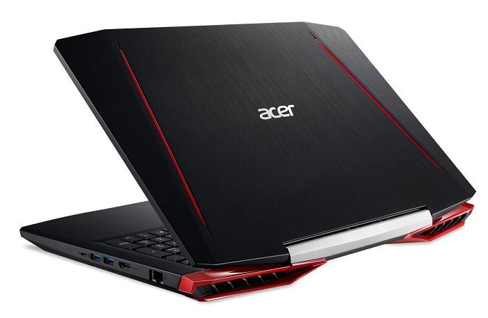 Acer Aspire VX15 danh rieng cho game thu