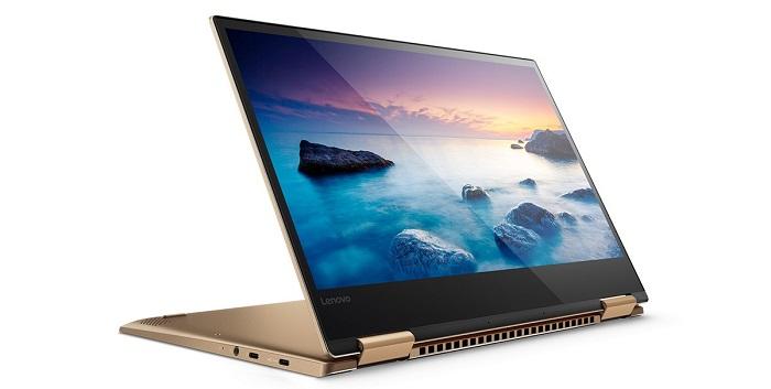 Laptop Lenovo ra mắt hàng loạt mẫu mới tại MWC 2017