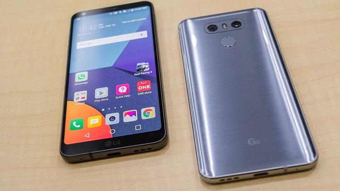 Chỉ trong 4 ngày mà LG G6 đã cán móc hơn 40.000 đơn đặt hàng mua trước