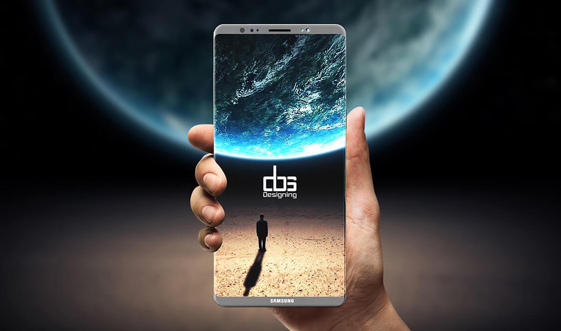Samsung Galaxy Note 8 sắp trình làng với giá xấp xỉ '21 triệu đồng'
