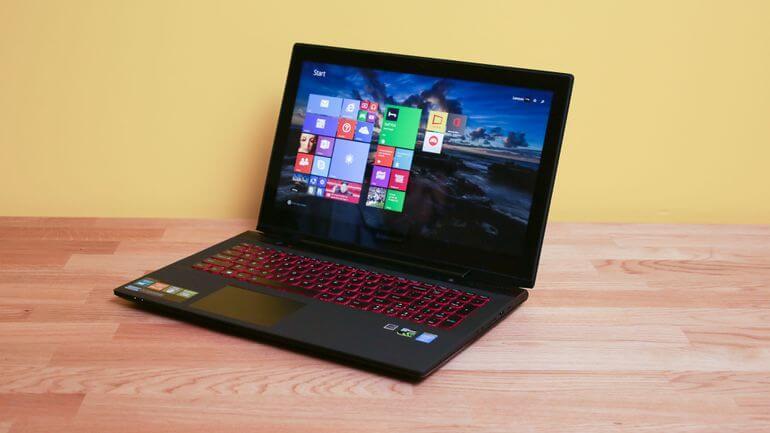 Đánh giá chi tiết laptop chơi game Lenovo Y50