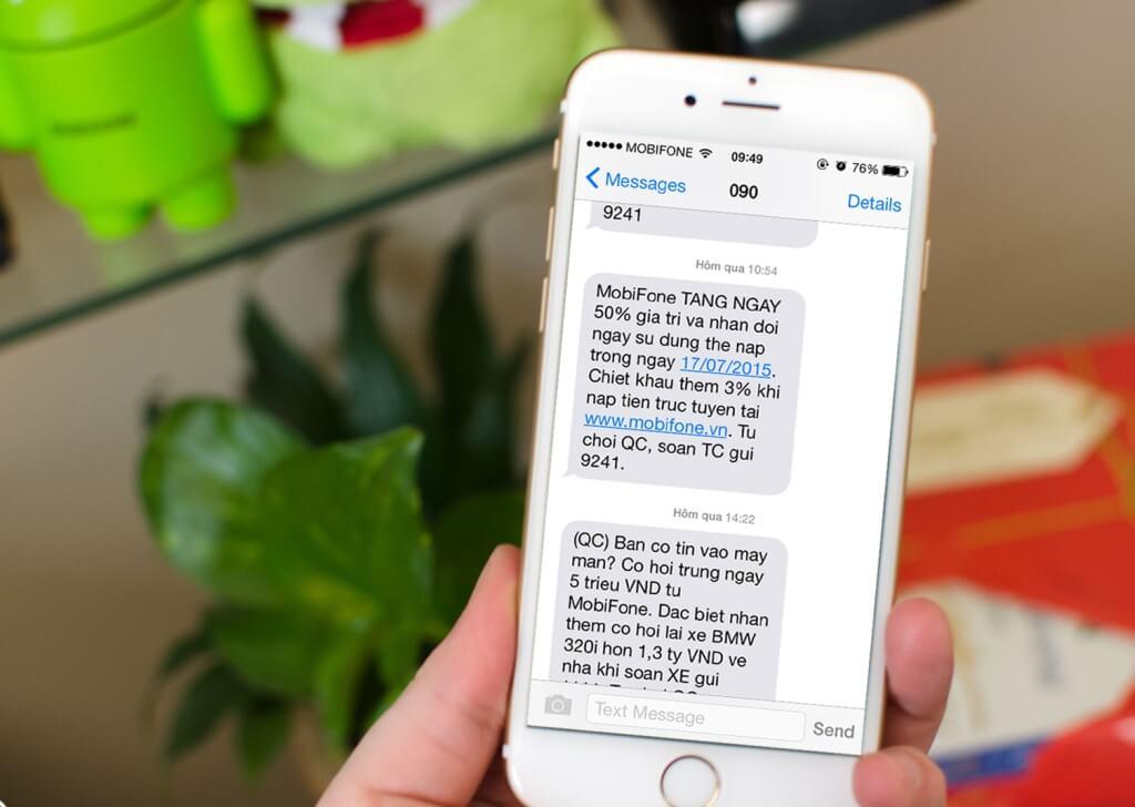 3cách đểsao lưu tin nhắn trên iPhone hiệu quả