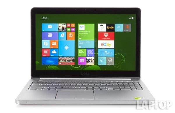 Review đánh giá nhanh laptop Dell Inspiron 15 7537