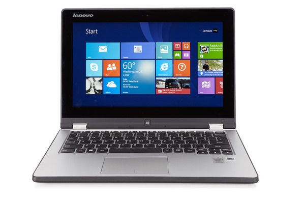 Review đánh giá laptop biến hình IdeaPad Yoga 2 11