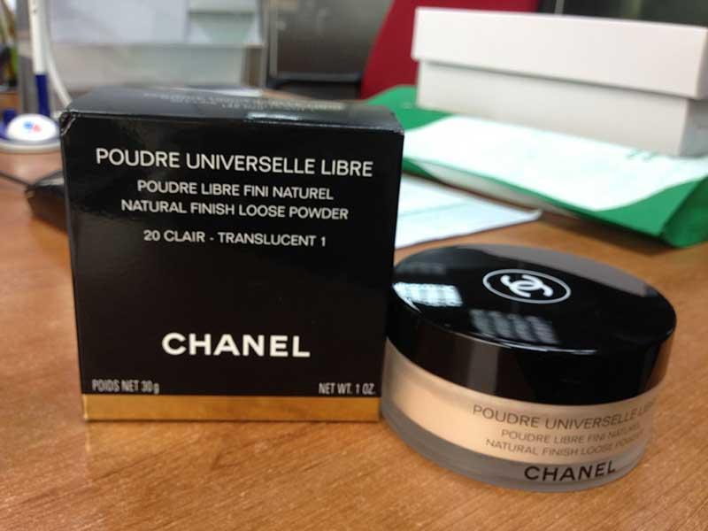 Phấn phủ bột Chanel Poudre Universelle Libre cao cấp