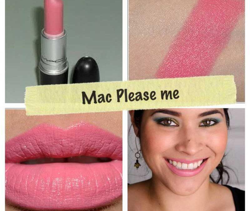 Son MAC màu Please me – Matte Lipstick