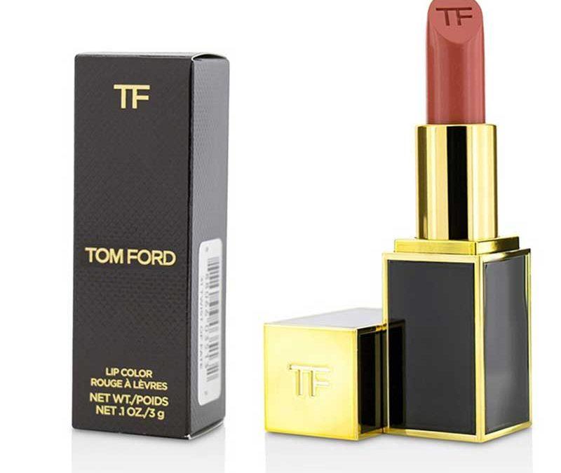 Son Tom Ford Twist Of Fate Cam Đất Màu 31 – Màu Cam Đất Hiện Đại, Cá Tính.