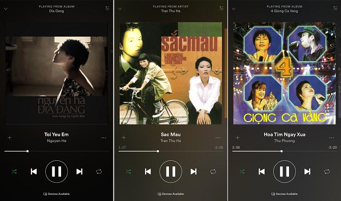 Một sản phẩm chạy theo thẩm mỹ âm nhạc của người Á Đông.