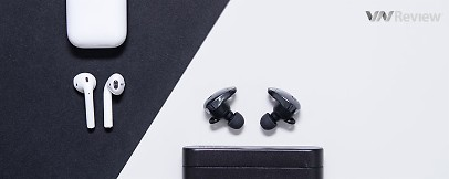 So trải nghiệm Apple Airpods và Sony WF-1000x: 2 tai nghe không dây sáng giá – VnReview