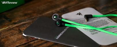 Đánh giá nhanh tai nghe smartphone Razer Hammerhead Pro v2 – VnReview
