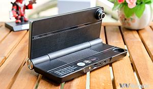 """Trải nghiệm camera hành trình ProCam T98: camera """"kép"""", có 4G, phát được Wi-Fi – VnReview"""