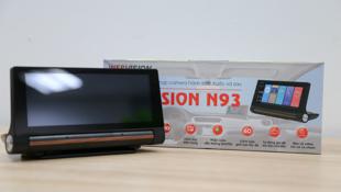 """Trải nghiệm Webvision N93: camera hành trình """"kép"""", dẫn đường bằng giọng nói – VnReview"""