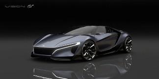 Ngắm thiết kế viễn tưởng trên chiếc Honda Sports Vision Gran Turismo – VnReview