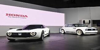Ngắm concept Honda Sports EV: siêu xe chạy điện đến từ tương lai – VnReview