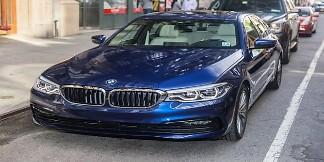BMW 5-Series 2017: Đẳng cấp, đẹp nhưng khá nhàm chán – VnReview