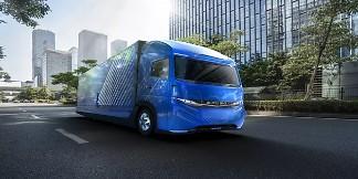 Daimler trình diễn xe tải điện trước cả Tesla: Tải trọng 11 tấn, chạy 350km mỗi lần sạc – VnReview