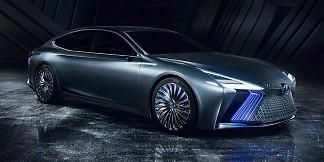 Lexus phát triển dòng xe tự lái siêu sang trang bị trí thông minh nhân tạo – VnReview
