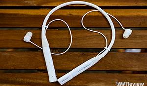 """Trải nghiệm tai nghe """"vòng cổ"""" Partron PBH-300: đánh tạp khá, có mic chống ồn – VnReview"""