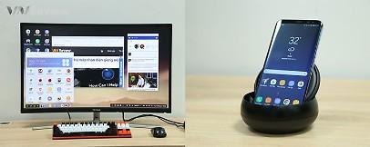Đánh giá Samsung DeX: làm được những gì của chức năng máy tính? – VnReview