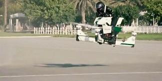Hết taxi bay, Dubai tiếp tục thử nghiệm xe tuần tra bay cho cảnh sát – VnReview
