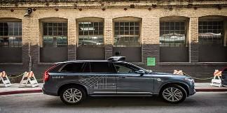 Đây là cách Uber dạy xe tự lái đi trên đường – VnReview
