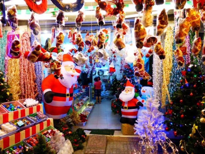 Quà Giáng Sinh Cho Bé