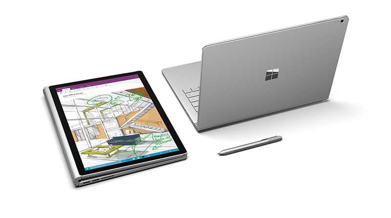 Đánh giá Surface Book 2 13.5 inch
