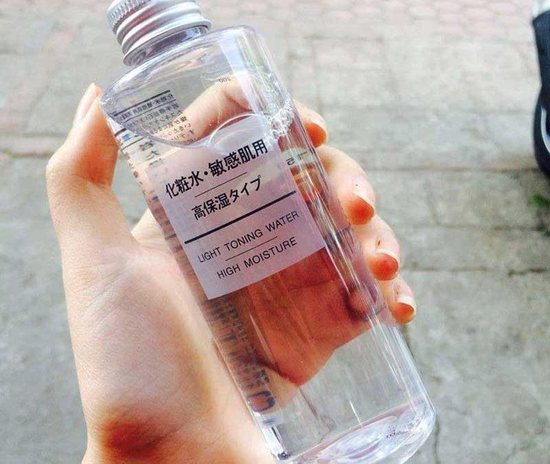 Nước hoa hồng Muji dòng High Moisture – dành cho da khô 200ml