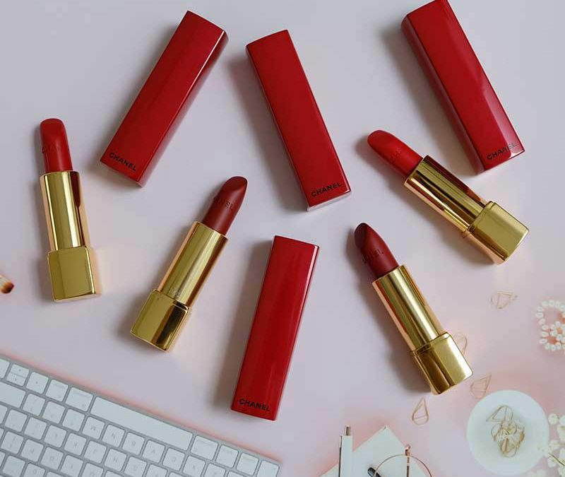 Son CHANEL Rouge Allure Luminous màu 04 Orange Red – LIMITED EDITION