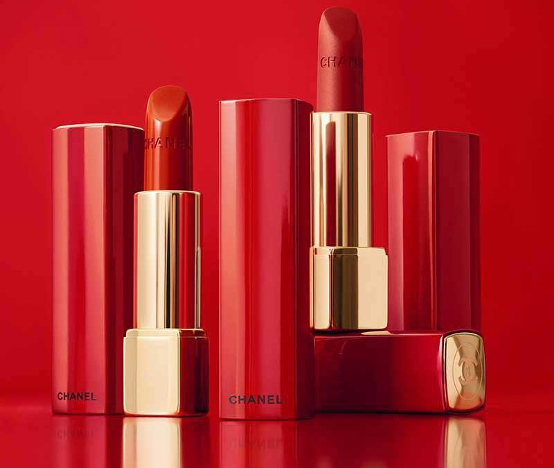 Son Chanel Rouge Allure Velvet Luminous màu 03 Brown Red – LIMITED EDITION