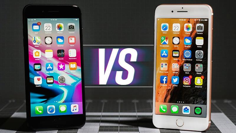 Tại sao nên chọn iPhone 7 Plus thay vì 8 Plus?