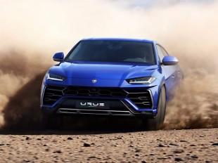 Lamborghini trình làng mẫu SUV Urus 2019 nhanh nhất thế giới – VnReview