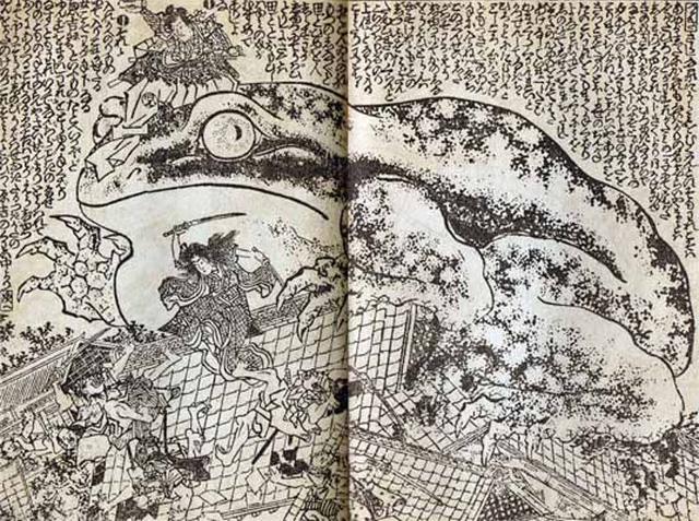 Tác giả Masashi Kishimoto đã mượn ý tưởng từ một số truyền thuyết ở Nhật Bản