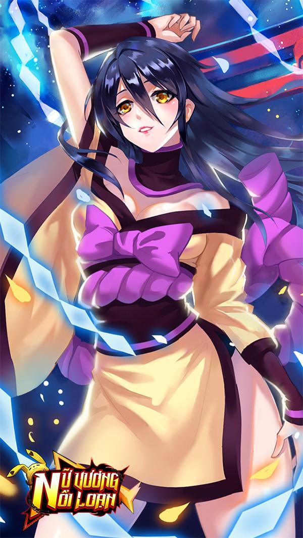 Orochimaru đã thực sự trở thành hoa hậu
