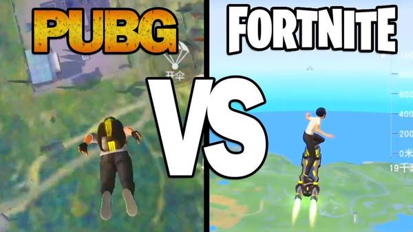 PUBG Mobile và Fortnite Mobile, game nào tuyệt vời hơn?