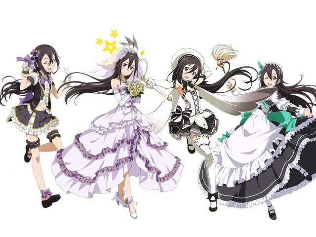 Nếu trở thành nữ, Kirito sẽ là waifu tuyệt vời chẳng kém bất kì mỹ nhân nào