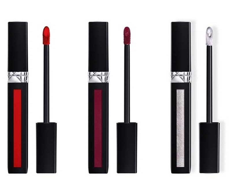 Son Kem Lì Dior Rouge Liquid màu 828 – Đỏ Nâu