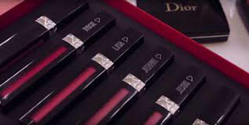 Son Kem Lì Dior Rouge Liquid 265 – Màu Hồng Đất