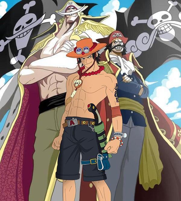 Ace, Râu Trắng hay thậm chí là cả Gold D. Roger đều có thể sống lại trong One Piece