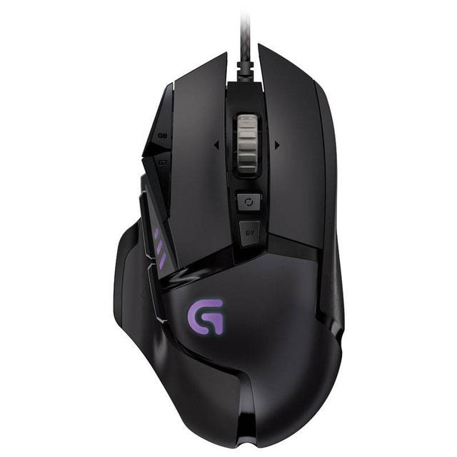 Logitech G502 Proteus Spectrum là chuột chơi game có dây hoàn hão cho những người thuận tay phải với nhiều tính năng bổ sung khác.