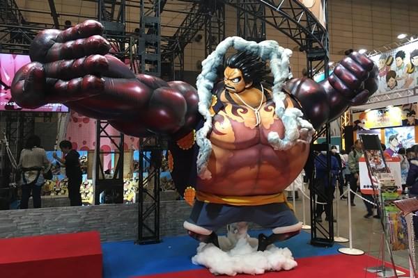 Jump Festa là hội chợ dành cho fan manga tại Nhật Bản