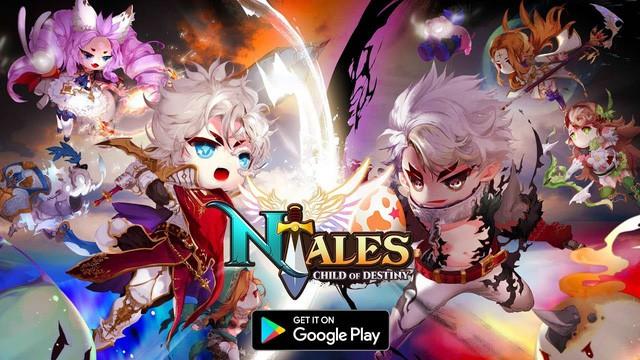 Top 5 game mobile nhập vai phong cách Nhật Bản đáng chơi nhất đầu năm 2018