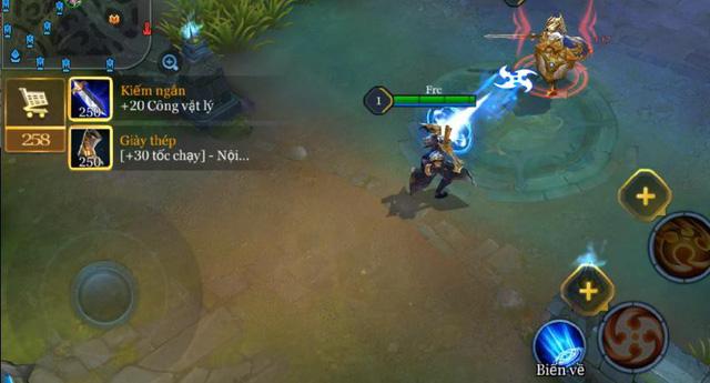 Liên Quân Mobile: Kinh nghiệm chơi Valhein để leo rank Kim Cương