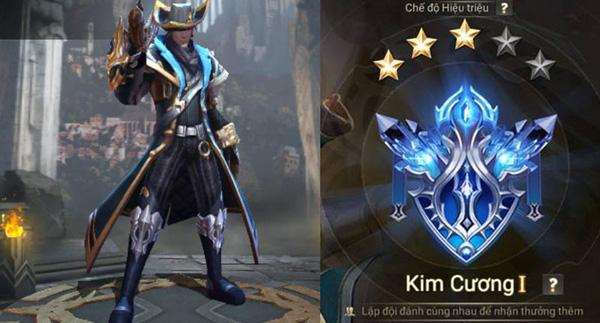 Kinh nghiệm chơi Valhein để leo rank Kim Cương