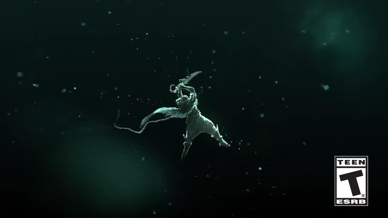 Riot chính thức ra mắt teaser tướng mới thứ 141 LMHT: Pyke - Kẻ Sát Nhân Cảng Máu