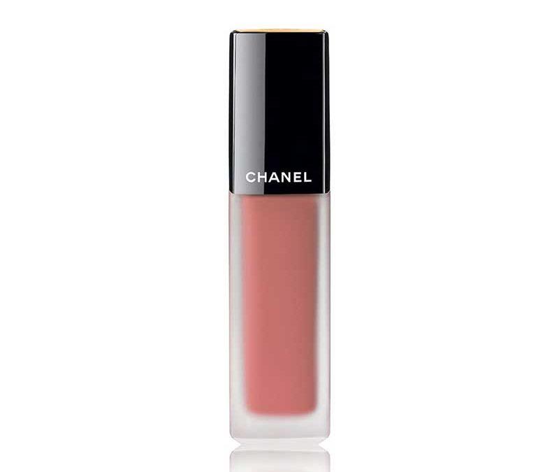 Son Chanel Kem Lì 140 AMOUREUX màu NUDE DA- Dòng Rouge Allure Ink