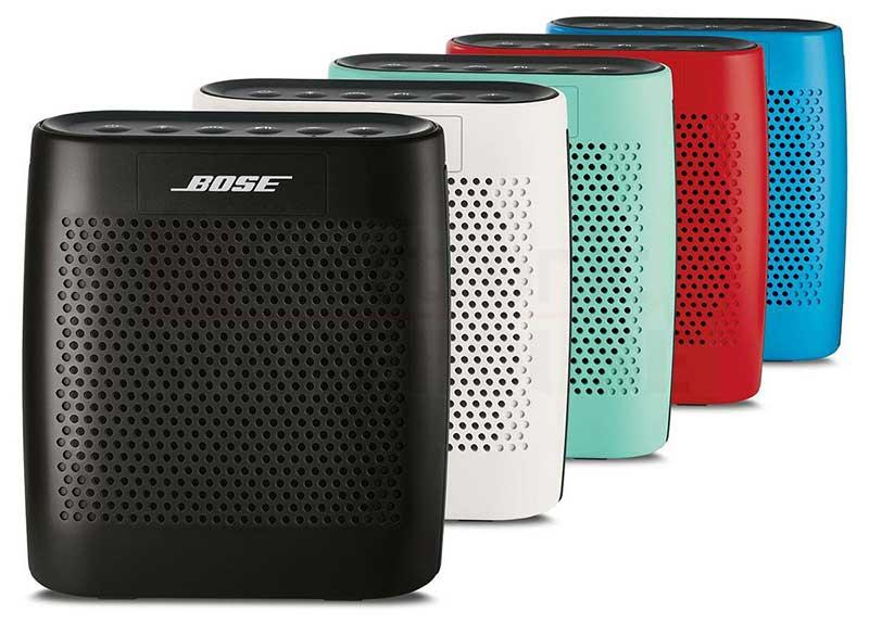 Loa Bluetooth mini Bose Soundlink Color II – Loa chơi nhạc bền bỉ