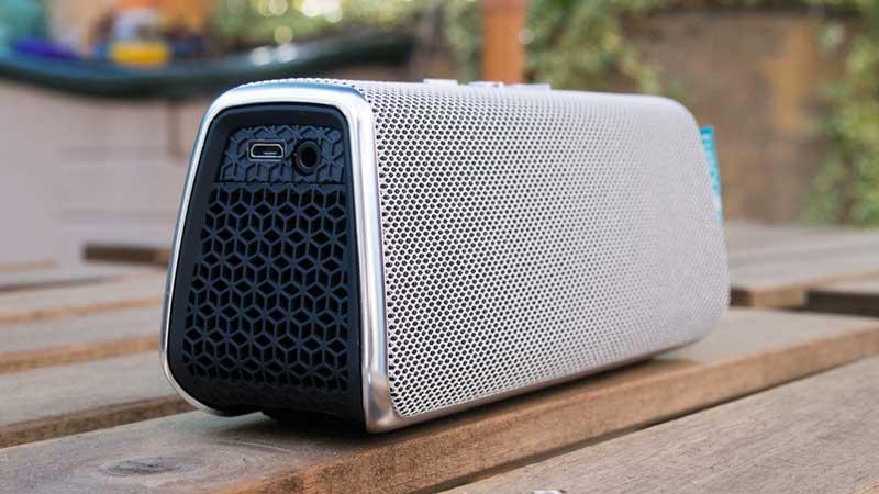 Loa Bluetooth mini Fugoo Style – Nhỏ nhưng cực kì bền