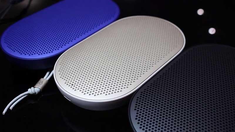 Loa Bluetooth mini B&O Beoplay P2 – Chiếc loa nhẹ nhất