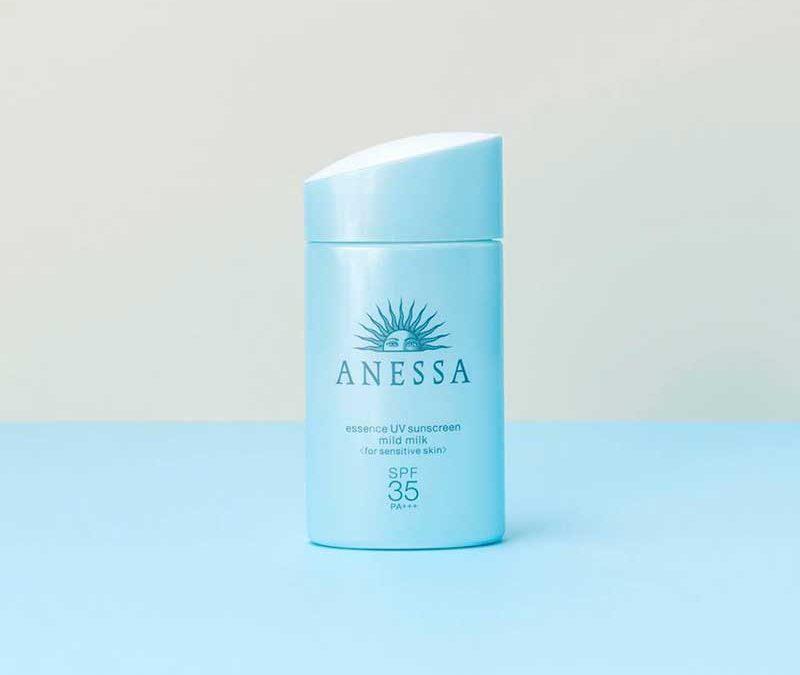 Kem chống nắng Anessa Essence UV Sunscreen SPF35 PA+++ (Dành cho da nhạy cảm)